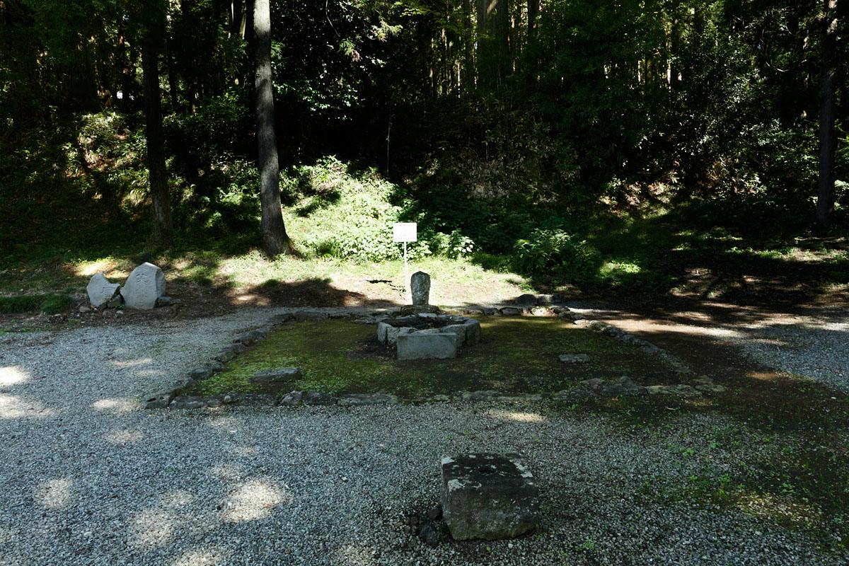 村山浅間神社・護摩壇