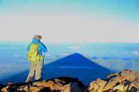 富士山で「影富士」を見る方法とは!?