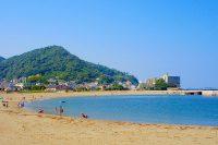 【海水浴】長浜海水浴場(熱海市)