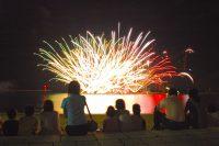 松崎町の夏まつり・花火大会