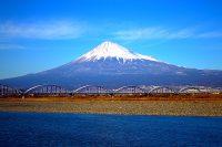 【富士山絶景スポット】富士川