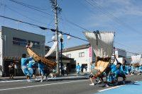 飯津佐和乃神社で大祭『御船神事』|2018年